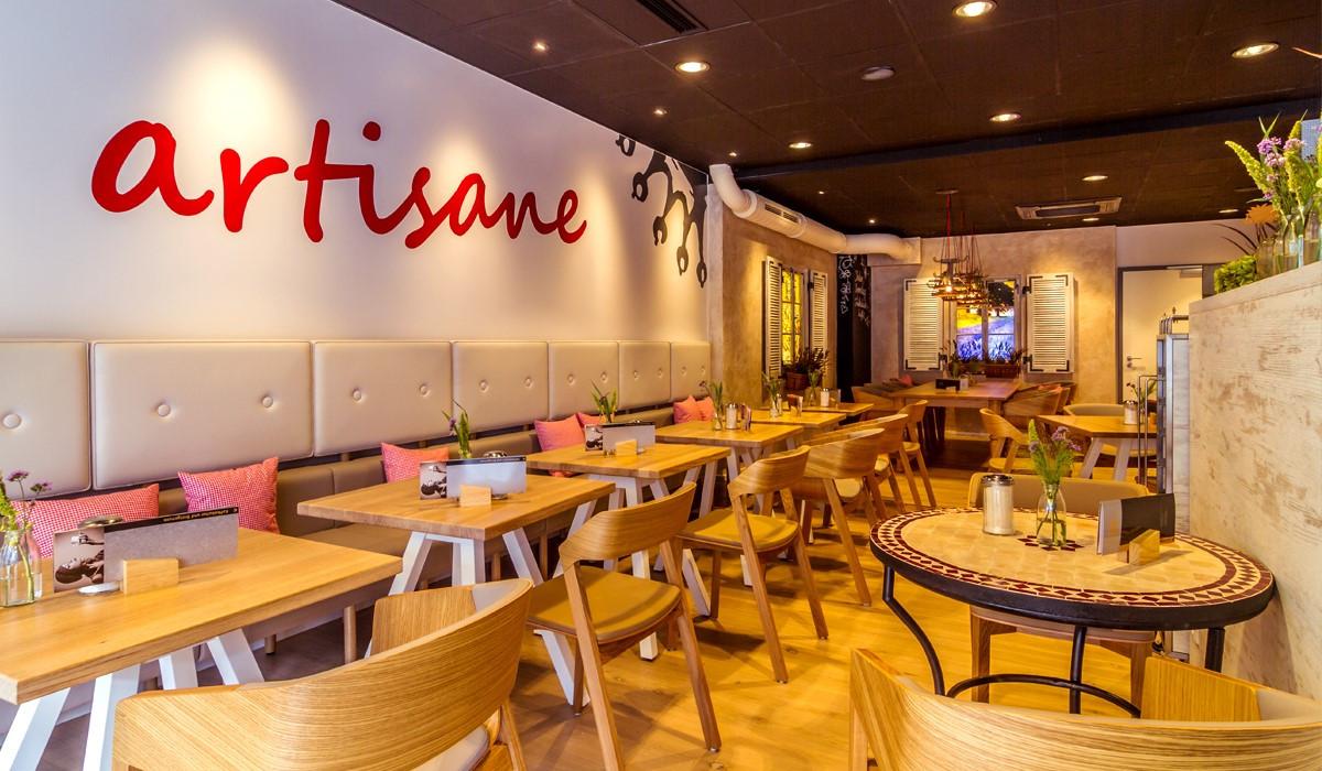 cheap for discount 2d71c c2319 Kaisers Gute Backstube: Bäckerei und Café Artisane - Freiburg